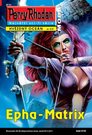 Perry Rhodan 019 - Epha - Matrix