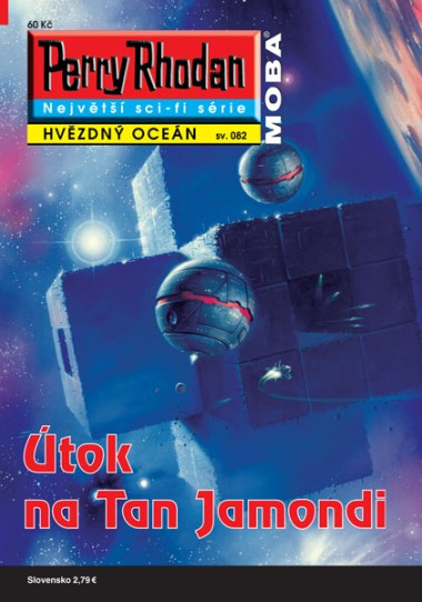 Perry Rhodan 082 - Útok na Tan Jamondi