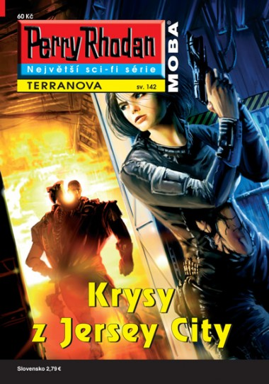 Perry Rhodan 142 - Krysy z Jersey City