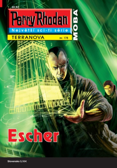 Perry Rhodan 178 - Escher