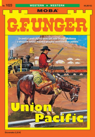 G. F. Unger 1023 - Union Pacific