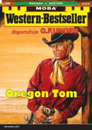 Western-Bestseller 548 - Oregon Tom